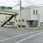 笹沖歩道橋