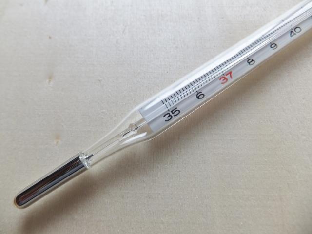 体温計 水銀